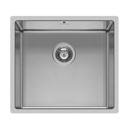 100095301 Astris 45x40cm Single Bowl Undermount/Inset Stainless Steel Sink