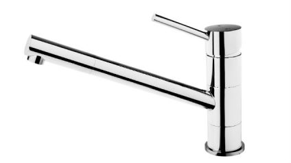 Chrome Finish Sink Mixer Kitchen Taps TMFR