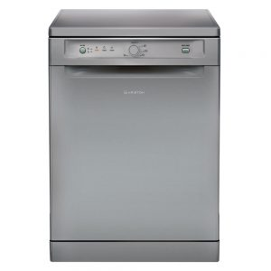 Ariston LFB 5M019 X AUS 60cm Freestanding Dishwasher in Stainless Steel