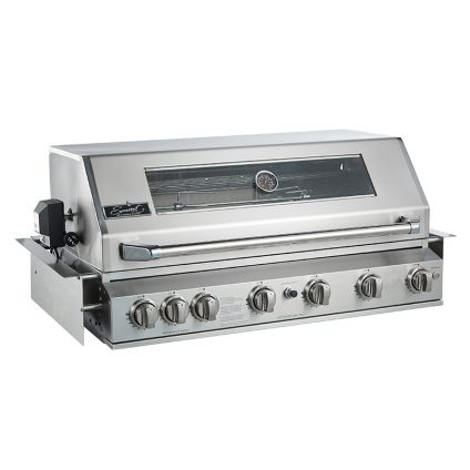 Smart 6 Burner Stainless Steel Built In BBQ (601WB-W)