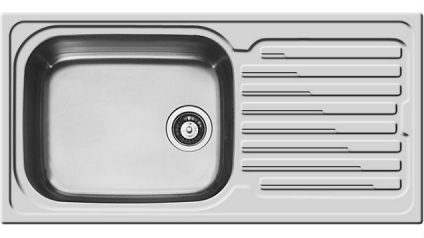 Stainless Steel Inset Kitchen Sinks Online 107121501