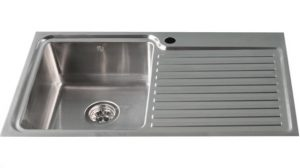 TSF840R Single Bowl Right Hand Drainer Sink